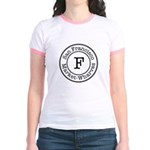 Circles F Market-Wharves Jr. Ringer T-Shirt
