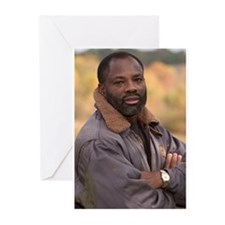 Philip Emeagwali Greeting Cards (Pk of 10)