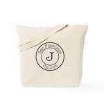 Circles J Church Tote Bag