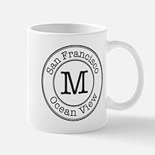 Circles M Ocean View Mug