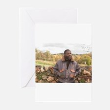 Philip Emeagwali Greeting Cards (Pk of 10)