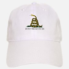 Anti Big Government Ensign Gadsden Baseball Baseball Cap