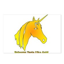 Charlie the unicorn Postcards (Package of 8)