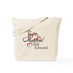 Bella married Edward Tote Bag