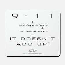 911 Math Mousepad (AoF fundraiser)