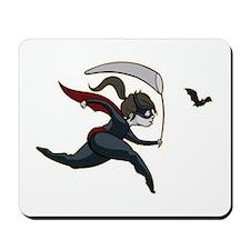 Batgirl Mousepad