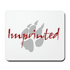 Imprinted Jacob Black Mousepad