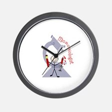 Microbiology/Lab Wall Clock