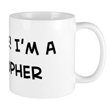 Trust Me: Philosopher Small Mug