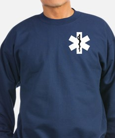 EMS Star of Life Sweatshirt
