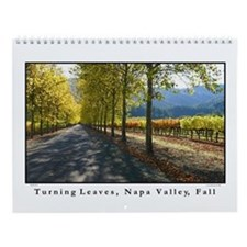 Napa Valley Seasonal Wall Calendar