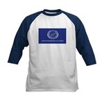 United Federation of Planets Kids Baseball Jersey