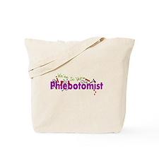 phlebotomist III Tote Bag
