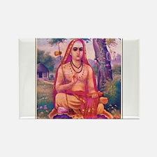 Cute Monastic Rectangle Magnet (100 pack)