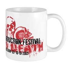 Mass Deathtruction Mug