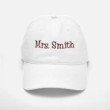 Mrs. Smith Baseball Baseball Cap