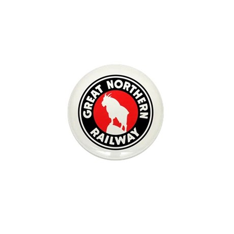 Great Northern Mini Button (10 pack)