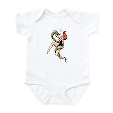 Sea Monster Infant Bodysuit
