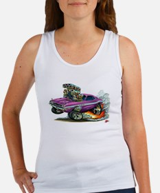 Dodge Challenger Purple Car Women's Tank Top