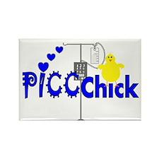 PICC Nurse Rectangle Magnet (100 pack)