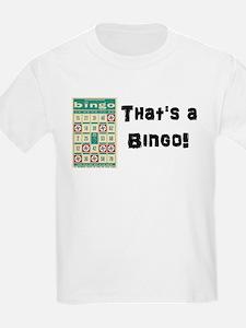bingofinal T-Shirt