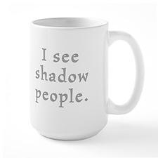 Shadow People Mug