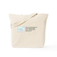Cute Inglorious bastards Tote Bag