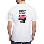 Debate Club - White T-Shirt
