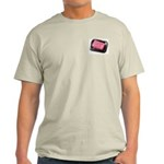 Debate Club - Ash Grey T-Shirt
