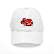 Dodge Charger Red Car Baseball Cap