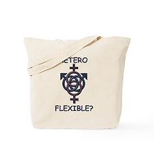 HETROFLEXIBEL SWINGERS SYMBOL Tote Bag