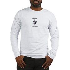 HETROFLEXIBEL SWINGERS SYMBOL Long Sleeve T-Shirt