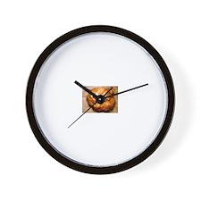 Apple Fritter Wall Clock