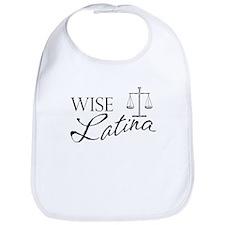 Wise Latina (Scales) Bib