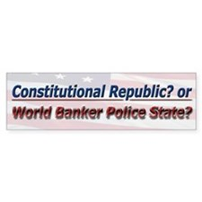 America = Fascist Police State