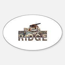 ABH Pea Ridge Sticker (Oval)