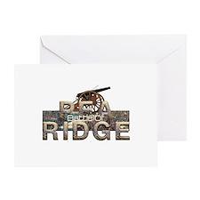 Jim Webb for President Greeting Card