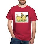 Buff Brahma Pair Black T-Shirt