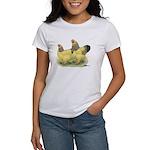 Buff Brahma Pair Women's T-Shirt