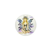 McKenna Fairy Mini Button