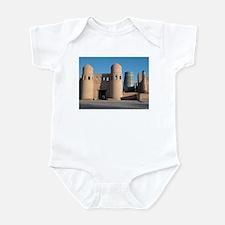 Ata Darvaza Gate Infant Bodysuit
