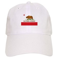 California State Flag Baseball Cap