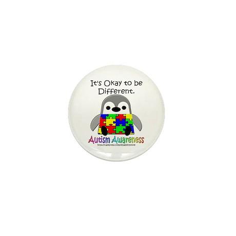 AA Penguin Mini Button (10 pack)
