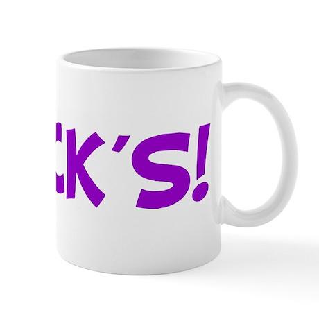 BROCK'S! Mug