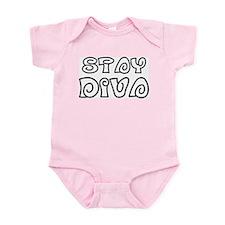 Stay Diva Infant Bodysuit Infant Bodysuit
