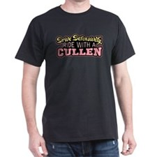 Ride With a Cullen T-Shirt