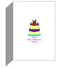 Stick Adventures Birthday Card