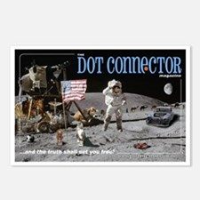 Funny Connect the dots Postcards (Package of 8)