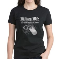 Military Wife - It's not a Jo Tee