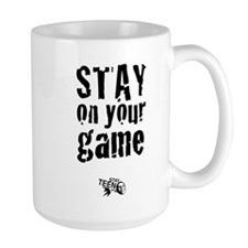 Stay on Your Game Mug w/Logo